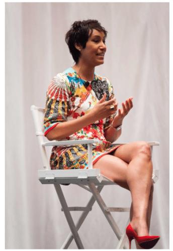 Desiree Rogers (CEO of Johnson Publishing Company)