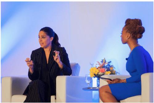 Soledad O'Brien (Award Winning Journalist & CEO of Starfish Media) in conversation with Teneshia Jackson-Warner, CEO of Egami Consulting Group