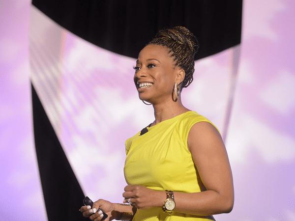 CEO and Chief Creative Officer of Egami Teneshia Jackson Warner