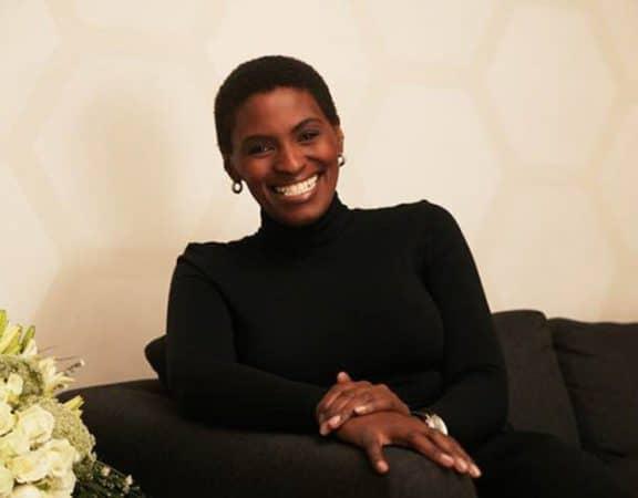 Nunu Ntshingila, head of Africa for Facebook Inc.