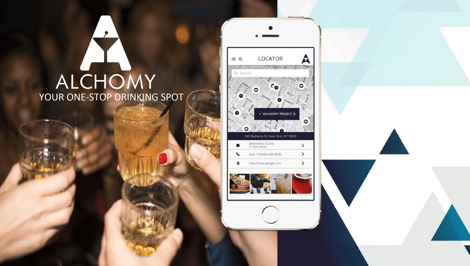 Alchomy app