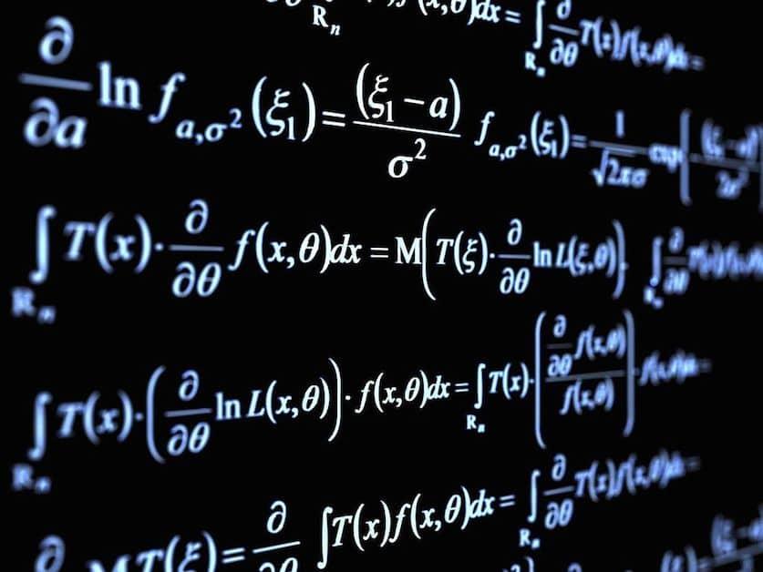 digital marketing: Pure-mathematics-formulæ-blackboard