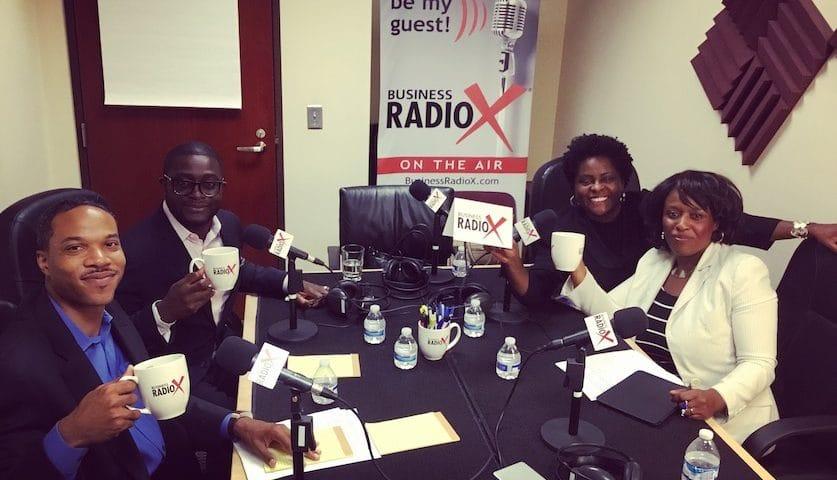 UrbanGeekz and Business RadioX air 2nd Minority Business Radio