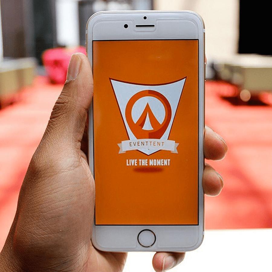 Event Tent App