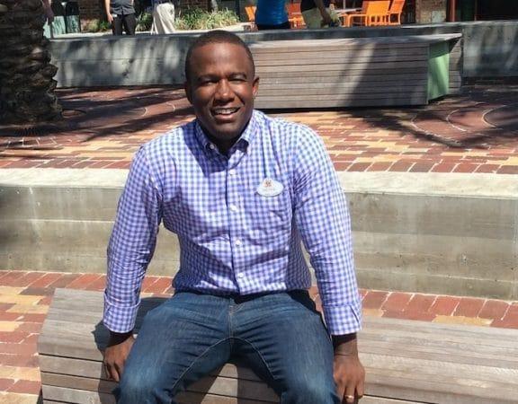 Michael Davie: Chicago Native Transforming Disney Springs