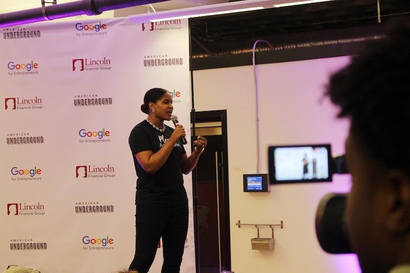 The Google for Entrepreneurs Exchange: Black Founders Demo Day