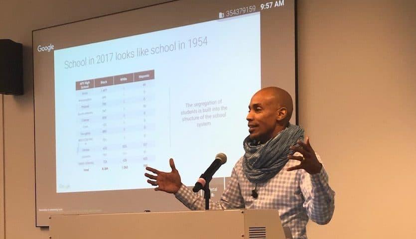 Race and Education Talk At Google Atlanta Spotlights How to Close The Education Gap for Tech Talent