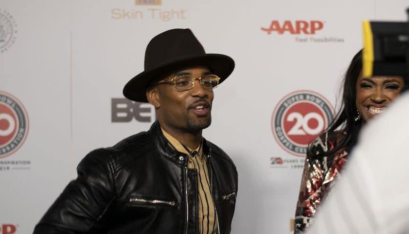 Stars Grace Red Carpet For '20th Annual Super Bowl Gospel Celebration' Willie Moore Jr.