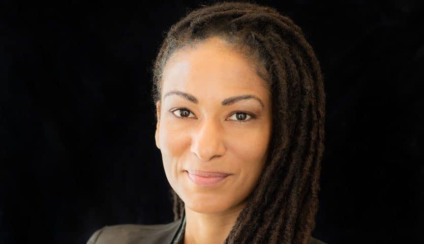 Ruha Benjamin, associate professor of African American studies at Princeton University