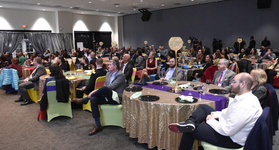 Attendees at Atlanta Startup Awards