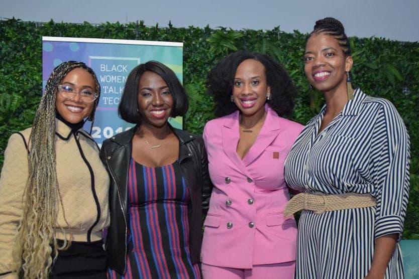 Black Women Talk Tech_Roadmap To Billions Founders