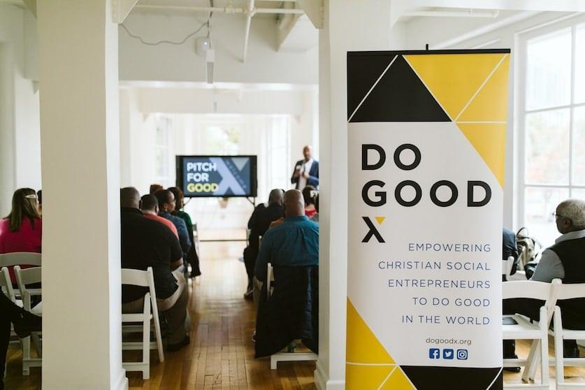 Do Good X Bootcamp 2019