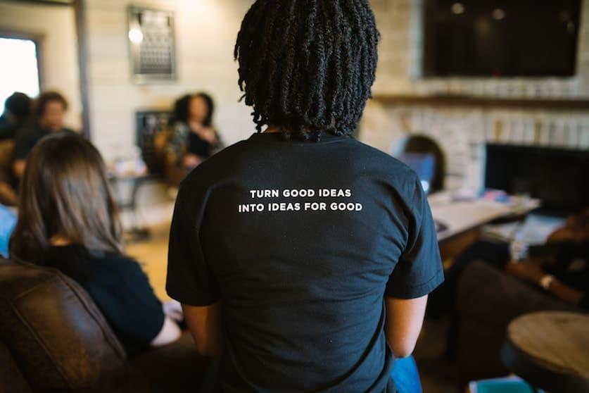 Do Good X Bootcamp 2018