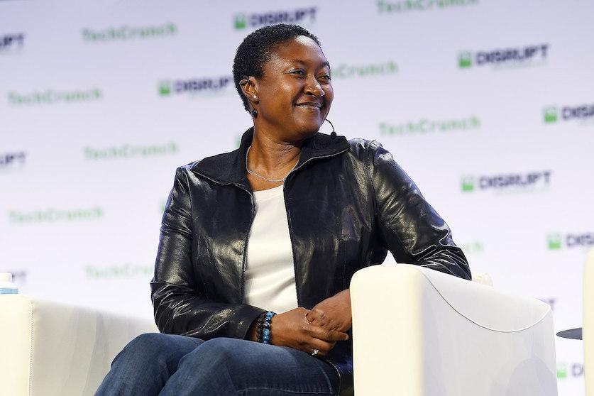 Aicha Evans, CEO of Zoox