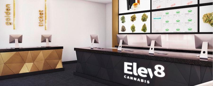 Elev8 Cannabis in Eugene, Oregon